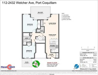 """Photo 2: 112 2432 WELCHER Avenue in Port Coquitlam: Central Pt Coquitlam Townhouse for sale in """"GARDENIA"""" : MLS®# R2521605"""