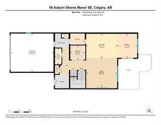 Photo 42: 56 AUBURN SHORES Manor SE in Calgary: Auburn Bay Detached for sale : MLS®# A1052787