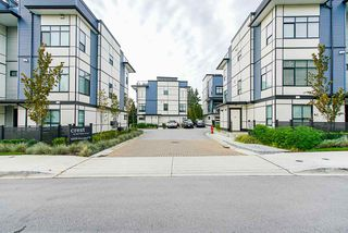 Main Photo: 11 16828 BOXWOOD Drive in Surrey: Fleetwood Tynehead Townhouse for sale : MLS®# R2527762