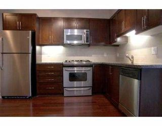 """Photo 2: 3811 HASTINGS Street in Burnaby: Vancouver Heights Condo for sale in """"MONDEO"""" (Burnaby North)  : MLS®# V637847"""