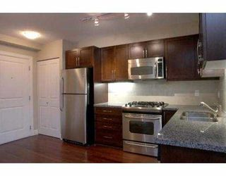 """Photo 1: 3811 HASTINGS Street in Burnaby: Vancouver Heights Condo for sale in """"MONDEO"""" (Burnaby North)  : MLS®# V637847"""