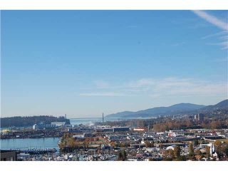 "Photo 10: # 2403 120 W 2ND ST in North Vancouver: Lower Lonsdale Condo for sale in ""OBSERVATORY"" : MLS®# V857068"