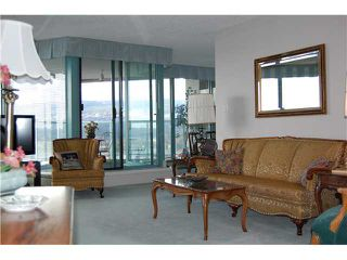"Photo 2: # 2403 120 W 2ND ST in North Vancouver: Lower Lonsdale Condo for sale in ""OBSERVATORY"" : MLS®# V857068"