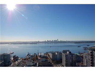 "Photo 9: # 2403 120 W 2ND ST in North Vancouver: Lower Lonsdale Condo for sale in ""OBSERVATORY"" : MLS®# V857068"