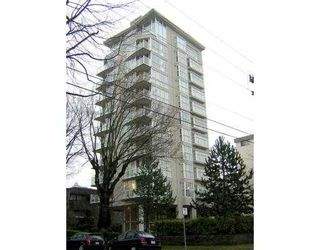 "Photo 1: 802 1686 W 13TH AV in Vancouver: Fairview VW Condo for sale in ""DORCHESTER PINES"" (Vancouver West)  : MLS®# V578719"