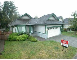 "Photo 1: 126 BLACKBERRY Drive: Anmore House for sale in ""ANMORE GREEN ESTATES"" (Port Moody)  : MLS®# V669789"