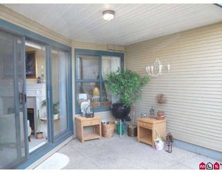 "Photo 2: 108 15210 PACIFIC Avenue in White_Rock: White Rock Condo for sale in ""OCEAN RIDGE"" (South Surrey White Rock)  : MLS®# F2802742"