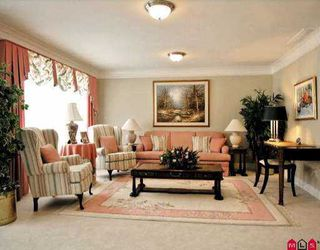 "Photo 7: 3592 150A ST in Surrey: Morgan Creek House for sale in ""West Rosemary"" (South Surrey White Rock)  : MLS®# F2611587"