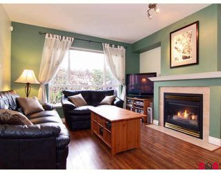 "Photo 3: 7 6513 200TH Street in Langley: Willoughby Heights Townhouse for sale in ""Logans Creek"" : MLS®# F2808122"
