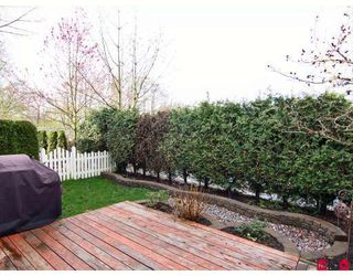 """Photo 10: 7 6513 200TH Street in Langley: Willoughby Heights Townhouse for sale in """"Logans Creek"""" : MLS®# F2808122"""