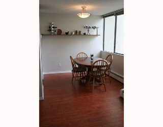"Photo 4: 1408 4200 MAYBERRY Street in Burnaby: Metrotown Condo for sale in ""TIMES SQUARE"" (Burnaby South)  : MLS®# V703627"