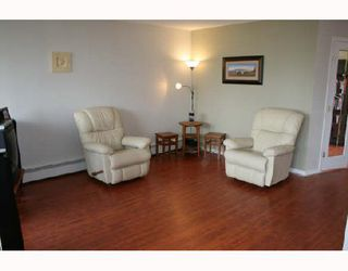 "Photo 3: 1408 4200 MAYBERRY Street in Burnaby: Metrotown Condo for sale in ""TIMES SQUARE"" (Burnaby South)  : MLS®# V703627"