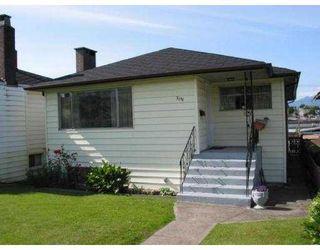 Main Photo: 3191 E 14TH AV in Vancouver: Renfrew Heights House for sale (Vancouver East)  : MLS®# V550366