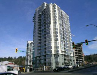 Photo 1: 2202 295 GUILDFORD Way in Port_Moody: North Shore Pt Moody Condo for sale (Port Moody)  : MLS®# V633410
