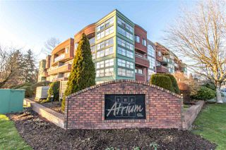 "Photo 1: 402 12025 207A Street in Maple Ridge: Northwest Maple Ridge Condo for sale in ""The Atrium"" : MLS®# R2430616"