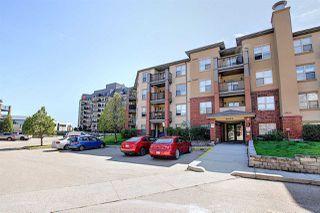 Main Photo: 217 11453 ELLERSLIE Road in Edmonton: Zone 55 Condo for sale : MLS®# E4209246