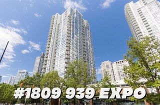 """Photo 2: 1809 939 EXPO Boulevard in Vancouver: Yaletown Condo for sale in """"MAX II"""" (Vancouver West)  : MLS®# R2491297"""