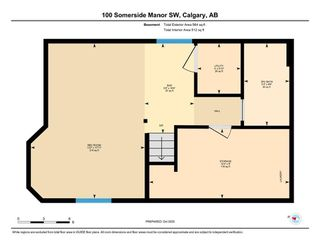 Photo 34: 100 Somerside Manor SW in Calgary: Somerset Detached for sale : MLS®# A1038444