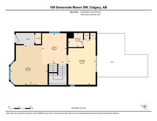 Photo 32: 100 Somerside Manor SW in Calgary: Somerset Detached for sale : MLS®# A1038444
