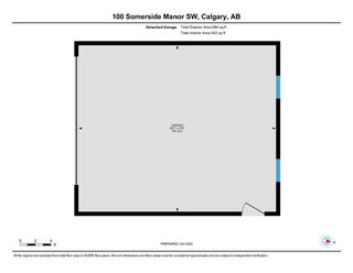 Photo 35: 100 Somerside Manor SW in Calgary: Somerset Detached for sale : MLS®# A1038444
