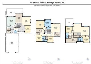 Photo 50: 49 Artesia Pointe: Heritage Pointe Detached for sale : MLS®# A1053566