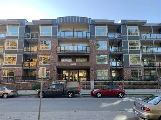 """Photo 1: 313 2436 KELLY Avenue in Port Coquitlam: Central Pt Coquitlam Condo for sale in """"LUMIERE"""" : MLS®# R2528255"""