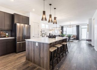 Photo 3: 161 RANKIN Drive: St. Albert House Half Duplex for sale : MLS®# E4225015