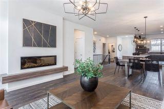 Photo 12: 161 RANKIN Drive: St. Albert House Half Duplex for sale : MLS®# E4225015