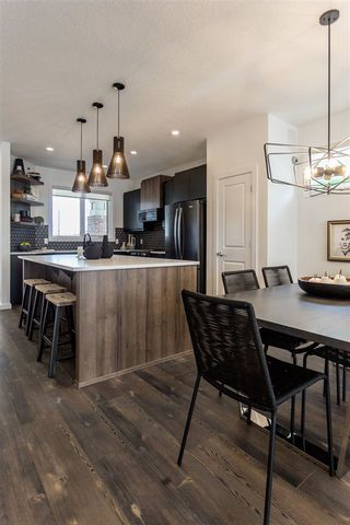 Photo 7: 161 RANKIN Drive: St. Albert House Half Duplex for sale : MLS®# E4225015