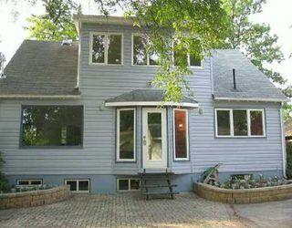 Photo 2: 722 JUBILEE Avenue in WINNIPEG: Fort Rouge / Crescentwood / Riverview Single Family Detached for sale (South Winnipeg)  : MLS®# 2713254