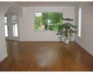 Photo 3: 722 JUBILEE Avenue in WINNIPEG: Fort Rouge / Crescentwood / Riverview Single Family Detached for sale (South Winnipeg)  : MLS®# 2713254