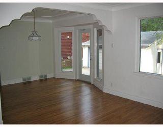 Photo 4: 722 JUBILEE Avenue in WINNIPEG: Fort Rouge / Crescentwood / Riverview Single Family Detached for sale (South Winnipeg)  : MLS®# 2713254