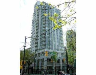"""Photo 2: 506 480 ROBSON Street in Vancouver: Downtown VW Condo for sale in """"R & R"""" (Vancouver West)  : MLS®# V678894"""