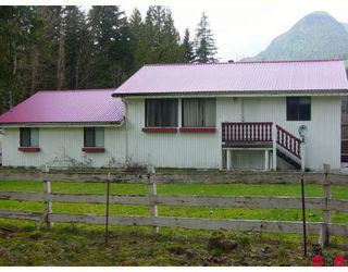 Photo 1: 36225 RIDGEVIEW Road in Mission: Dewdney Deroche House for sale : MLS®# F2810957