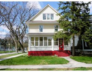 Main Photo: 51 Dundurn Pl./ Wolseley in Winnipeg: West End / Wolseley Single Family Detached for sale (West Winnipeg)  : MLS®# 2908629