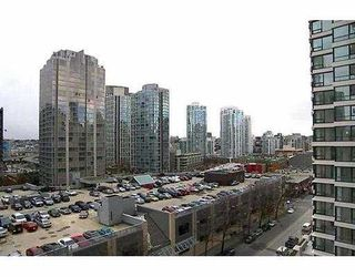 """Photo 9: 909 MAINLAND Street in Vancouver: Downtown VW Condo for sale in """"YALETOWN PARK"""" (Vancouver West)  : MLS®# V633286"""