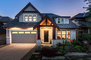 "Photo 1: 10049 247B Street in Maple Ridge: Albion House for sale in ""Jackson Ridge"" : MLS®# R2415016"