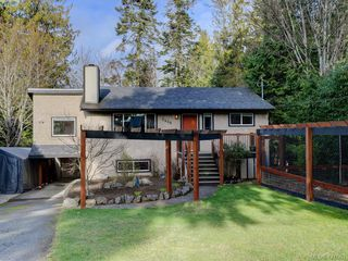 Photo 1: 2439 Selwyn Road in VICTORIA: La Thetis Heights Single Family Detached for sale (Langford)  : MLS®# 421061