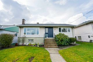 "Photo 1: 521 GARRETT Street in New Westminster: Sapperton House for sale in ""SAPPERTON"" : MLS®# R2447644"