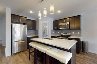 Photo 3: 37 ROBERGE Close: St. Albert House Half Duplex for sale : MLS®# E4196382
