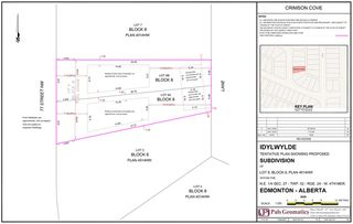 Photo 1: 8607 77 Street in Edmonton: Zone 18 Vacant Lot for sale : MLS®# E4204038