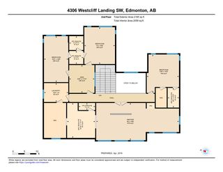 Photo 31: 4306 WESTCLIFF Landing in Edmonton: Zone 56 House for sale : MLS®# E4208505