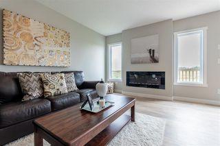 Photo 3: 24 PRAIRIE Gate: Spruce Grove House Half Duplex for sale : MLS®# E4208560