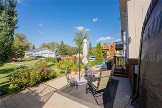 Photo 33: 91 Hindley Avenue in Winnipeg: St Vital Residential for sale (2D)  : MLS®# 202022083