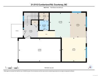 Photo 5: 21 2112 Cumberland Rd in : CV Courtenay City Row/Townhouse for sale (Comox Valley)  : MLS®# 856172