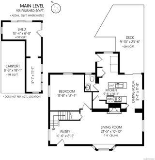 Photo 32: 1564 San Juan Ave in : SE Gordon Head House for sale (Saanich East)  : MLS®# 858060