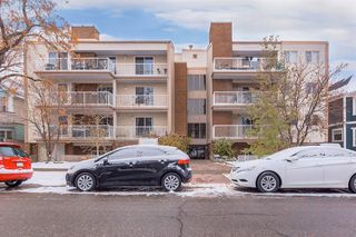 Photo 2: 404 1625 14 Avenue SW in Calgary: Sunalta Apartment for sale : MLS®# A1042520