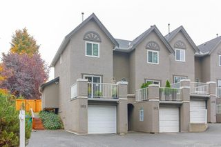 Main Photo: 101 3070 Ross Rd in : Na Uplands Row/Townhouse for sale (Nanaimo)  : MLS®# 859062