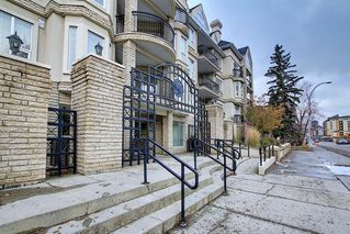 Main Photo: 307 630 10 Street NW in Calgary: Sunnyside Apartment for sale : MLS®# A1043927