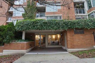 """Photo 2: 501 2438 HEATHER Street in Vancouver: Fairview VW Condo for sale in """"GRAND HEATHER GARDENS"""" (Vancouver West)  : MLS®# R2520689"""